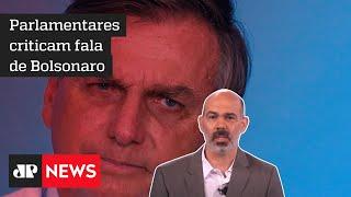 Schelp: Bolsonaro é um entusiasta da ditadura militar