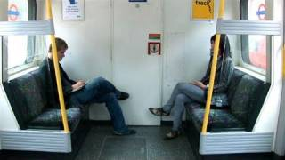 How To Talk With Someone Up On The Train, Bus Or Tube