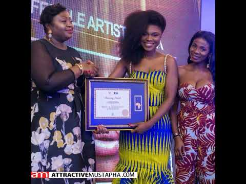 Singer: Becca honored as African Female artiste of the year
