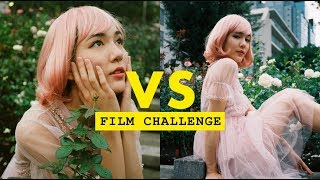 Photoshoot Using Only Film In Japan - FILM PHOTOGRAPHY CHALLENGE