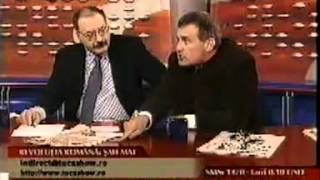 """26.02.2004 - Documentarul Arte """"Revoluţia Română: şah Mat"""""""