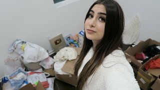 VLOGMAS DAY 14 | cleaning my house for the first time