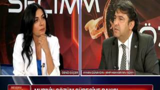 M.Ayhan Günaydın - MHP Hakkari Milletvekili Adayı