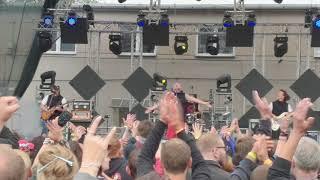 Krucipüsk - Aeronehet 23.6.2018 Plameny Rockfest