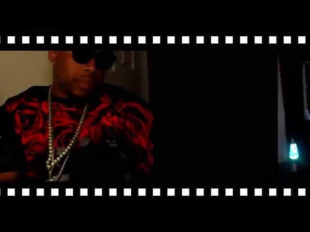 Crunchy Black & Primo $ In The Studio Recording Don't Trust' Em