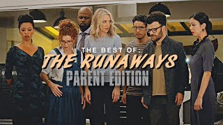 THE BEST OF: Marvel's Runaways: PARENT EDITION!
