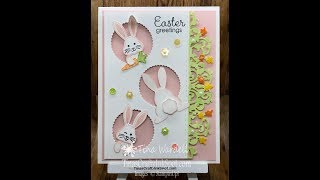 Best Bunny Easter Card