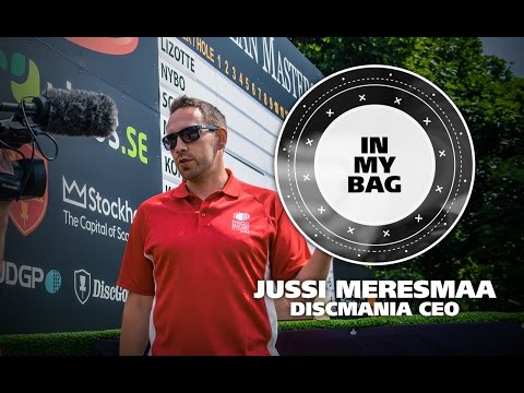 Youtube cover image for Jussi Meresmaa: 2014 In the Bag