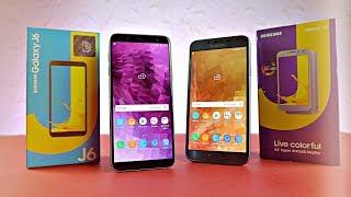 Samsung Galaxy J6 & J4 (2018)