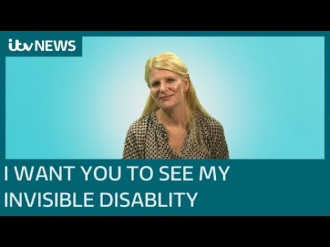 """Plea of a deafblind mother: """"Why I want you to see my invisible disability"""" 