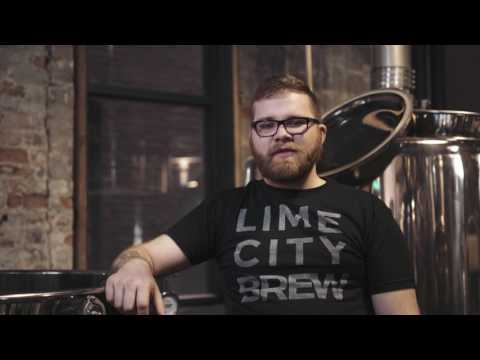 Lime City Brewing  |  My Rode Reel 2017 BTS