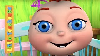 Hush Little Baby | Kids Songs and Cartoons by Little Treehouse