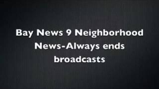 Bay News 9 2009 Audio Recordings