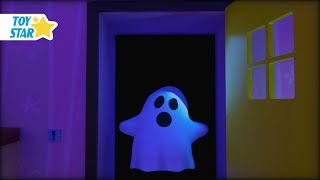 New 3D Cartoon For Kids ¦ Dolly And Friends ¦ Real Ghost #12