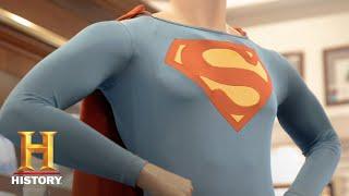 Pawn Stars: An Original 1978 Superman Costume (Season 14) | History