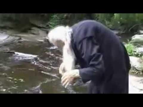 Молитва старца.