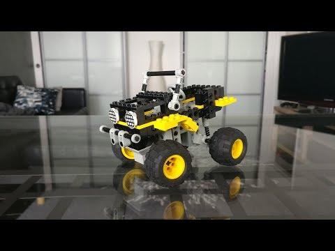 LEGO Vintage 3 Sets Technic Complet 8828, 8816 Et 8064