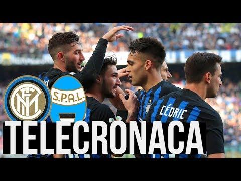 I Gol di Politano e Gagliardini commentati da Tramonata e Scaramuzzino | Inter 2-0 Spal