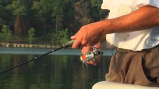 Nolin Summertime Crappie Fishing