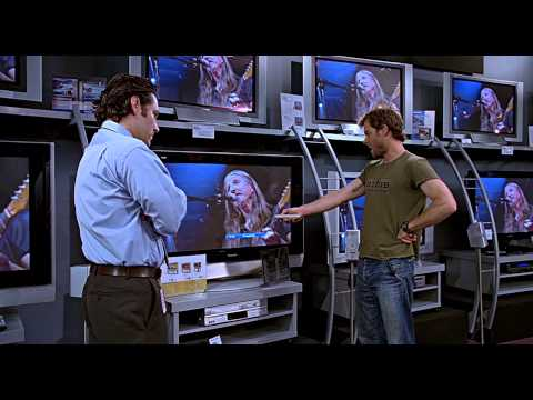 The 40 Year Old Virgin - Michael McDonald Scene 2 (1080p)