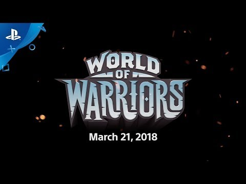 World of Warriors – Announce Trailer | PS4 thumbnail