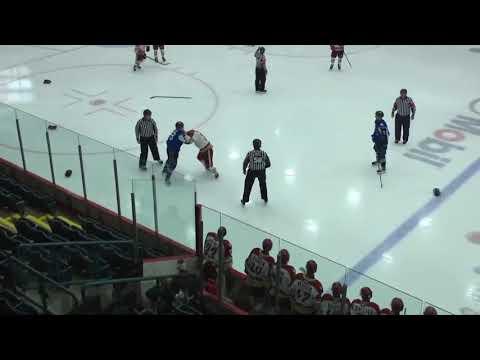 Cameron MacLean vs. Riley Bezeau