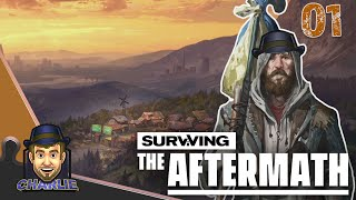 SO MANY UPDATES! SEASON 2 - Surviving The Aftermath Gameplay - Ep 01 - Let's Play