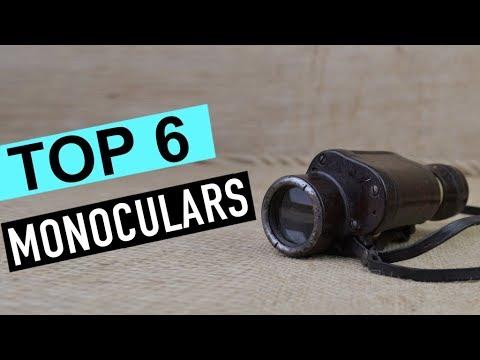 BEST 6: Monoculars 2018