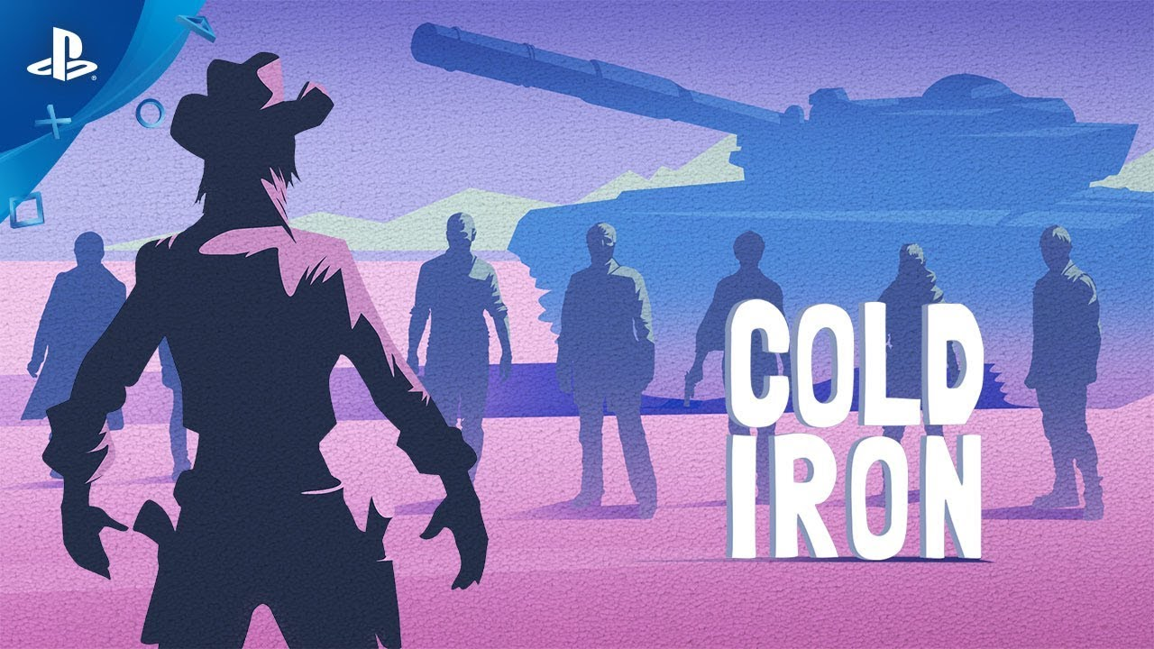 Puzzle Shooter Cold Iron Launches Today for PlayStation VR