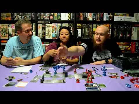 Review of Star Saga by Mantic Games