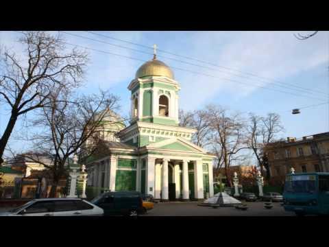 Колокольня церкви св.спиридона тримифунтского