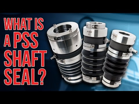 What is a PSS Shaft Seal?