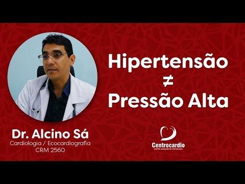 Crises hipertensivas hipertensiva tipo de crise