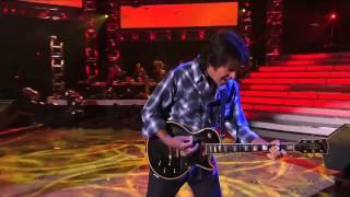 Phillip & John Fogerty Bad Moon Rising - Top 2 Results - American Idol Season 11