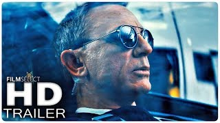 JAMES BOND 007: NO TIME TO DIE Super Bowl Trailer (2020)