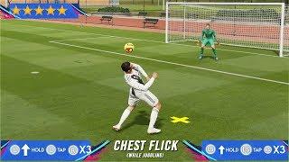 FIFA 19 ALL 100 SKILLS TUTORIAL | Xbox One & PS4