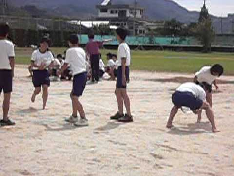 Ice Relay at Yamakawa Sports Day