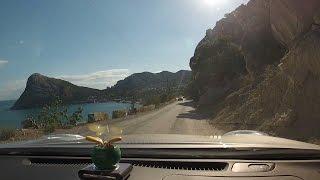 Как доехать в Новый Свет и зачем. В Крыму на авто.