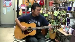 72年製 YAMAHA FG160 グリーンラベル ギターフロンティア