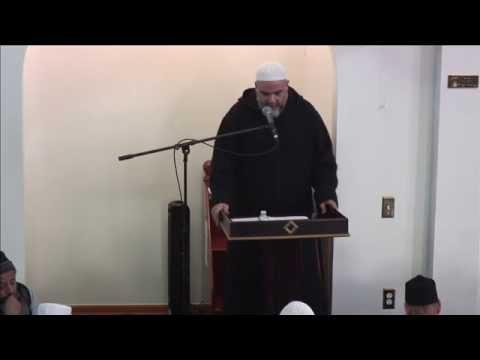 Brother Abdul Ghani- Jummah on 1/2/2015