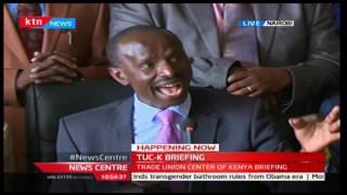 Wilson Sossion: Workers in Kenya are overtaxed