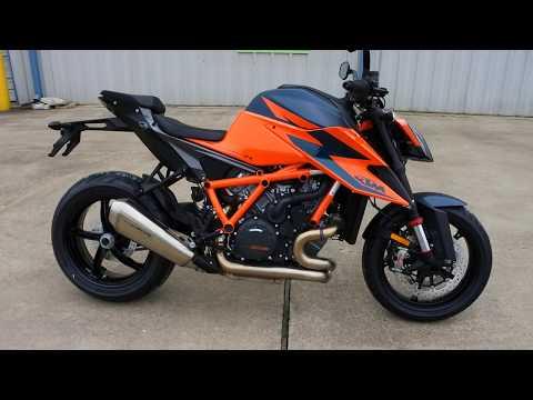 2020 KTM 1290 Super Duke R in La Marque, Texas - Video 1