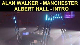 Alan Walker Manchester - 12-14-2018 (intro)