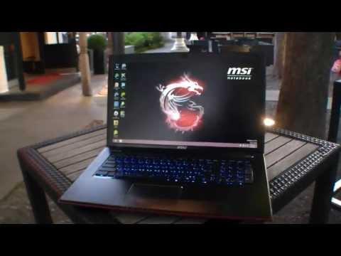 Exclusive: 2013 MSI GE70 Gaming Notebook