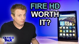 Fire HD 8 Tablet Review - Is it worth it?