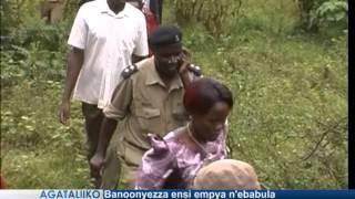 Banoonyezza Ensi Empya N'ebabula