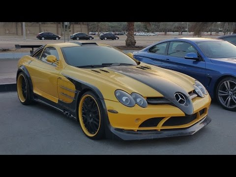 Carspotting in Dubai: WTF, Lols & Abandoned Edition #2