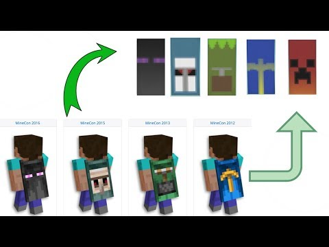 How to Get a FREE Minecraft Cape! (Minecon Capes, OptiFine