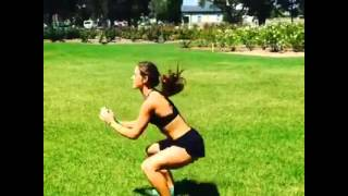 Fitspo: A Simple Fat Burning Body Weight HIIT Cardio Workout That Anyone Can Enjoy.
