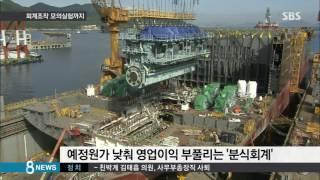 모의실험하며 회계 조작…45조 원 사기 대출 / SBS